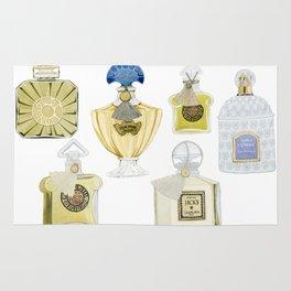 Guerlain Fragrances Rug