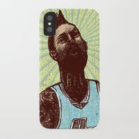 hero iPhone & iPod Cases featuring hero by jenapaul