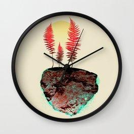 Autumn Anthem Wall Clock