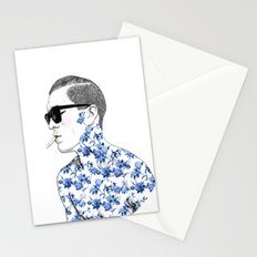 Inked #2 Stationery Cards