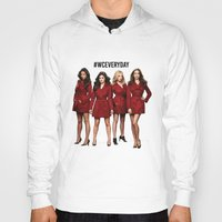 pretty little liars Hoodies featuring #WCEveryday Pretty Little Liars cast by Illuminany