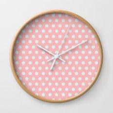 Dots collection III Wall Clock