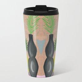 Still Life with Vases Travel Mug