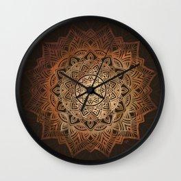 Henna Wall Clock