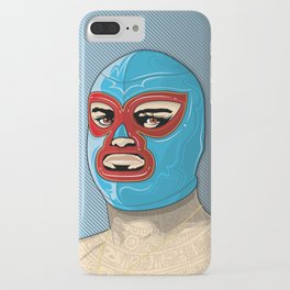 nacho libre, el campeon! iPhone Case