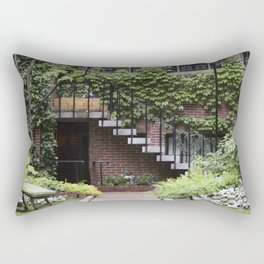Beacon Hill Courtyard Rectangular Pillow