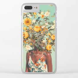 You Loved me a Thousand Summers ago Clear iPhone Case