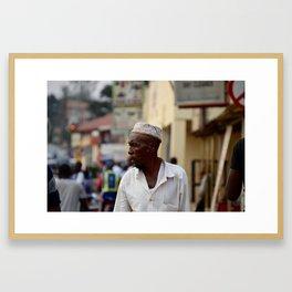 Samuduha 2 Framed Art Print