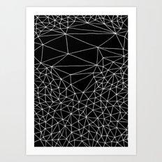 Stretched Art Print