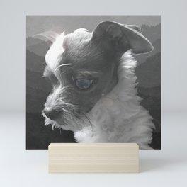 LiAM (billy d. goat) Mini Art Print
