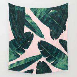 Banana Leaves - Cali Vibes #1 #tropical #decor #art #society6 Wall Tapestry
