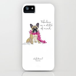 Fabulous is a state of mind iPhone Case