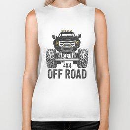 Off road 4x4 Biker Tank