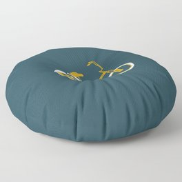 tricycle 01 Floor Pillow