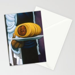 PREPARED JUST FOR YOU Stationery Cards