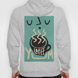 Yum Coffee Hoody