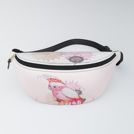 Major Mitchell's cockatoo Fanny Pack