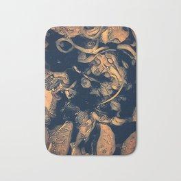 Philosopher & Fool - The Golden Fall Bath Mat