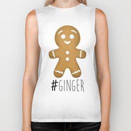 #Ginger Biker Tank