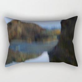 Thankful For The Morning Rectangular Pillow