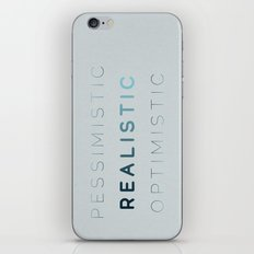 Which one are you...? iPhone & iPod Skin