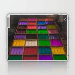 The Colors of Kathmandu City 01 Laptop & iPad Skin