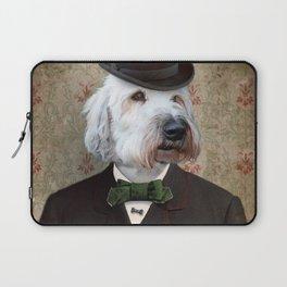 Sir Kansas - Wheaten Terrier Laptop Sleeve