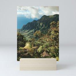 Puu O Kila Mini Art Print
