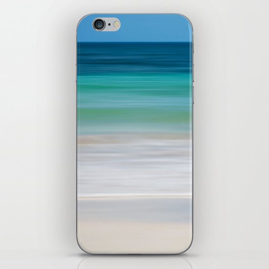 SEA ESCAPE iPhone & iPod Skin
