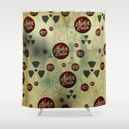 Fallout Shower Curtains