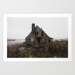 Svenson Island Art Print