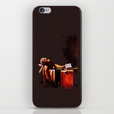 The Death of Marrat iPhone & iPod Skin