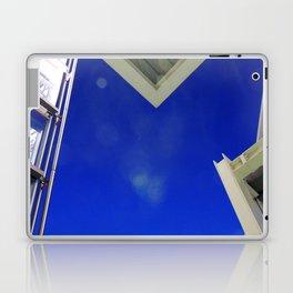 Blue Night Abstract Laptop & iPad Skin