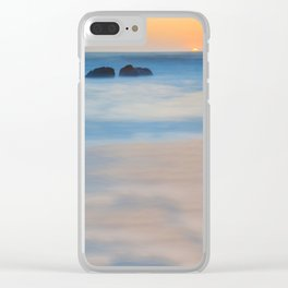 Just Us Clear iPhone Case