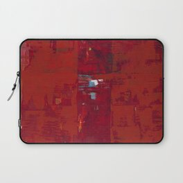 Red Solomon Laptop Sleeve