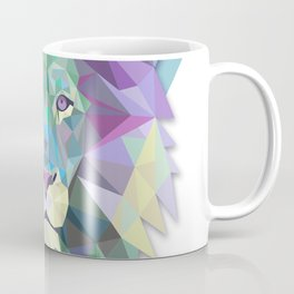 lion wild Coffee Mug