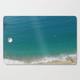 Italian Beach 1 Cutting Board