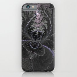 Spider on the Leaf iPhone Case