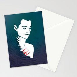 Teen Wolf Stiles Stilinski Stationery Cards