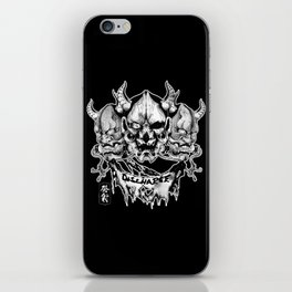 """""""DISCHARGE EXPEDITION"""" iPhone Skin"""