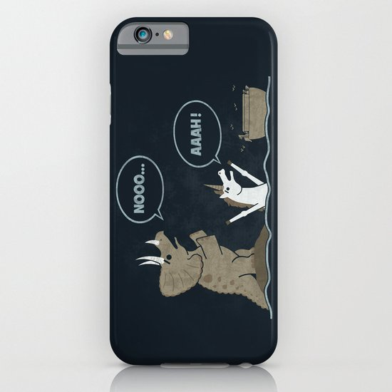 Left Behind iPhone & iPod Case