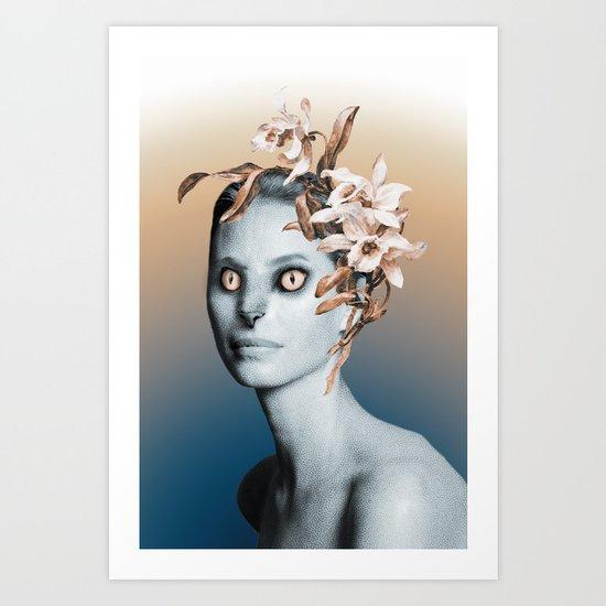 Werewoman Art Print