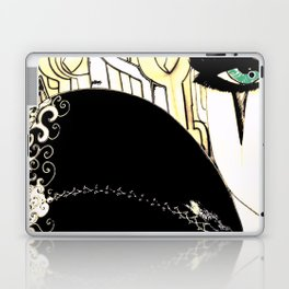HIPPODROME HARLEQUIN PIERROT Laptop & iPad Skin