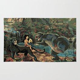 The Jungle Book Rug
