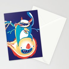 Monsteroid! Stationery Cards