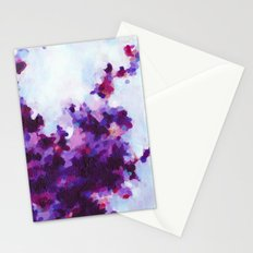 Purple Passion Stationery Cards
