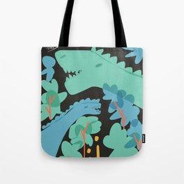 Jurrasic Tote Bag