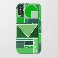 Kaku Green Slim Case iPhone X