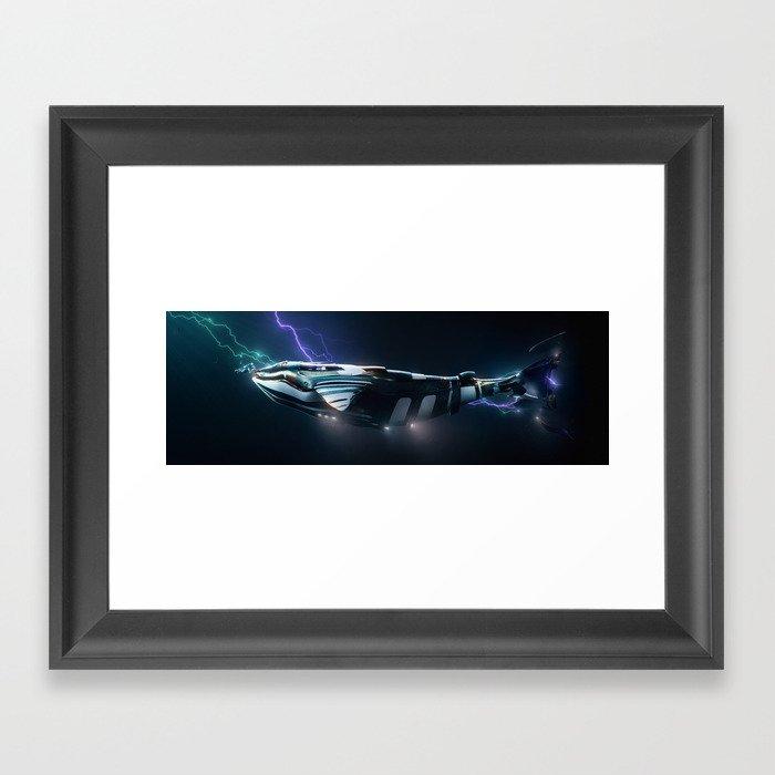 Sedna, variant 95x33 Framed Art Print