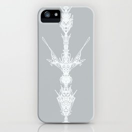 Floating Temple iPhone Case